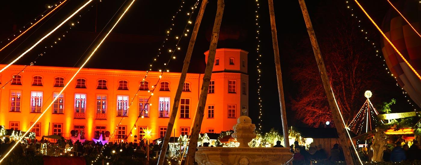 Weihnachtsmarkt Kalender 2019.Romantischer Weihnachtsmarkt Schloss Tüßling